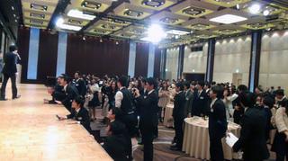 東京アカデミー 公務員・教員採用試験 合格祝賀会2